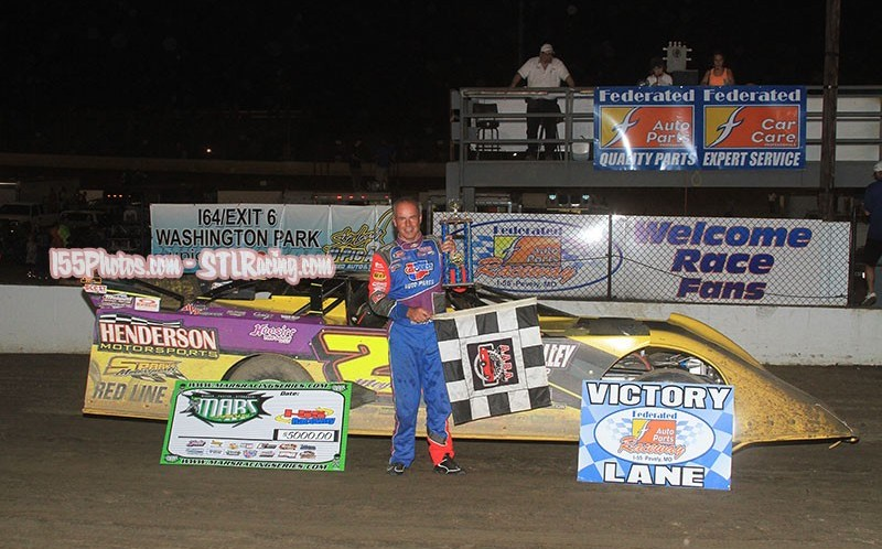 August 23rd, 2014: Billy Moyer claims MARS/UMP Clash! Rusty Griffaw, Trey Harris & Joe Laws pick up victories at Federated Auto Parts Raceway at I-55!