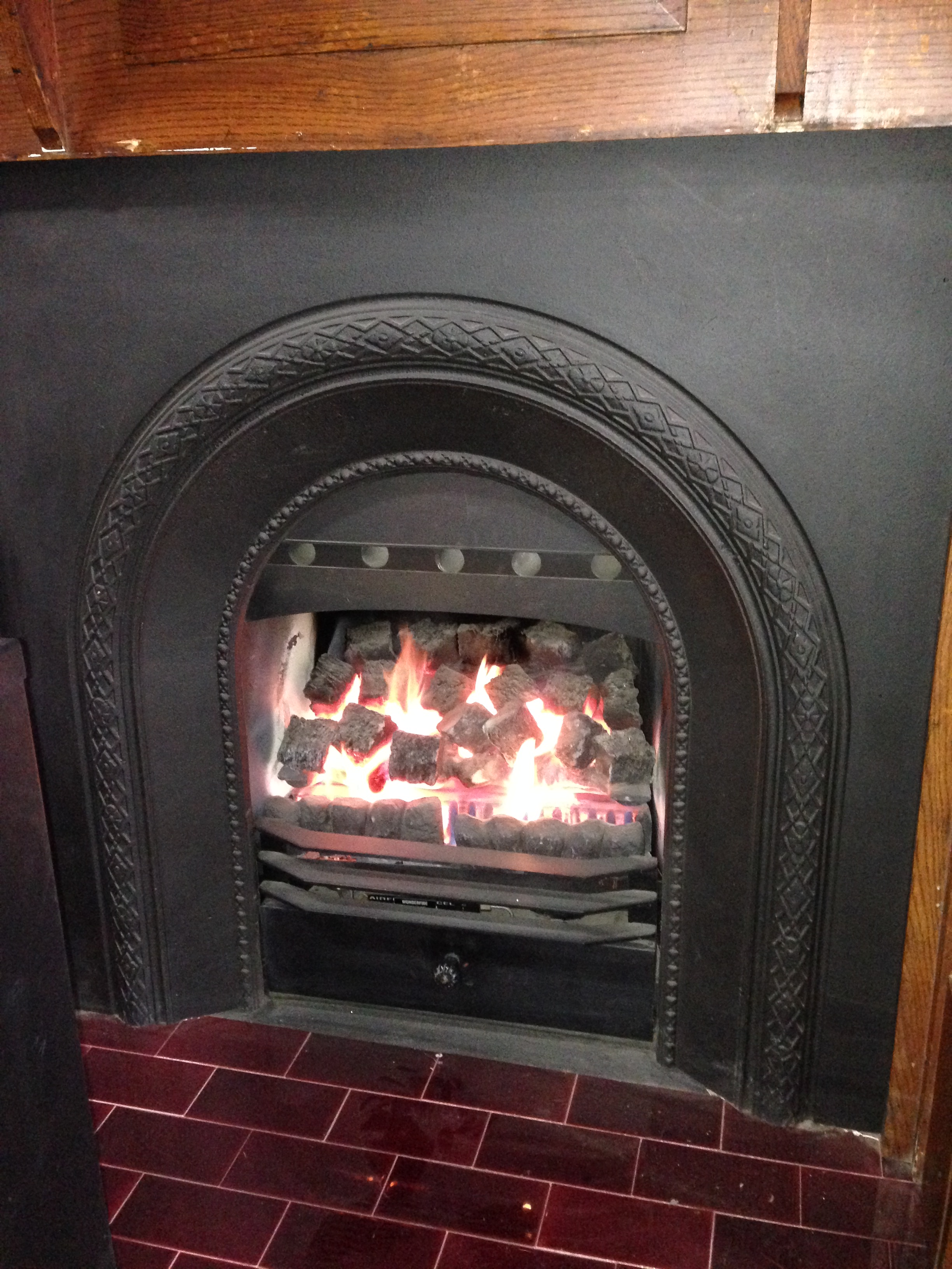 Convert Fireplace To Gas Burning Gas Fires Federation Trading