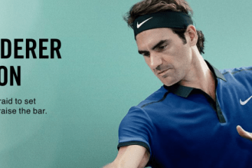 Roger Federer 2016 Mercedes Cup Nike Outfit