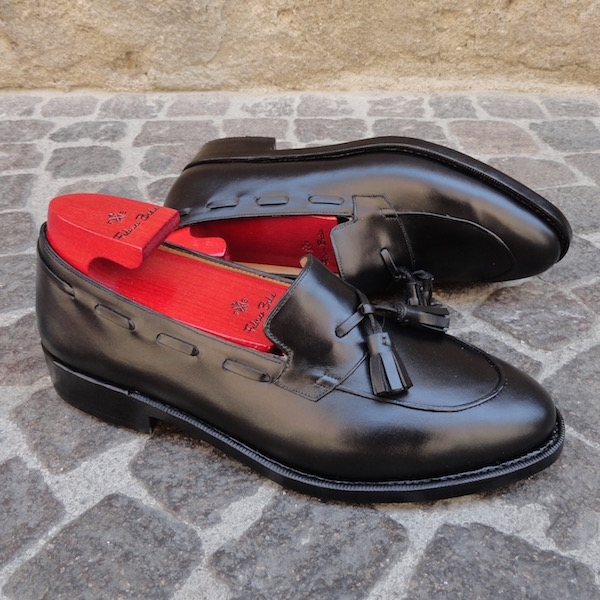 Black Aurelio Loafer
