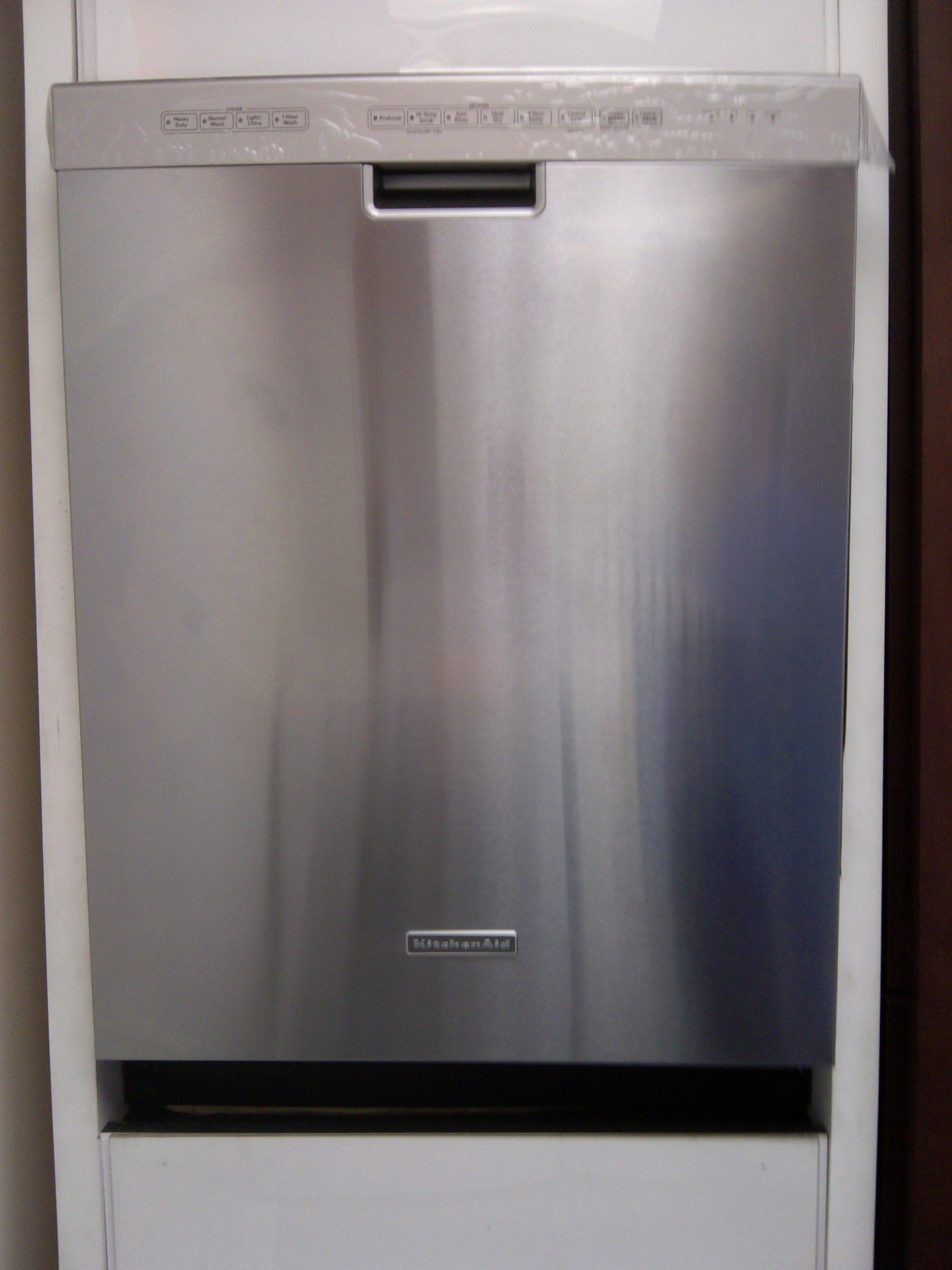 24 Outlet 9 Kitchenaid Kuds30ixss 24 Built In Dishwasher