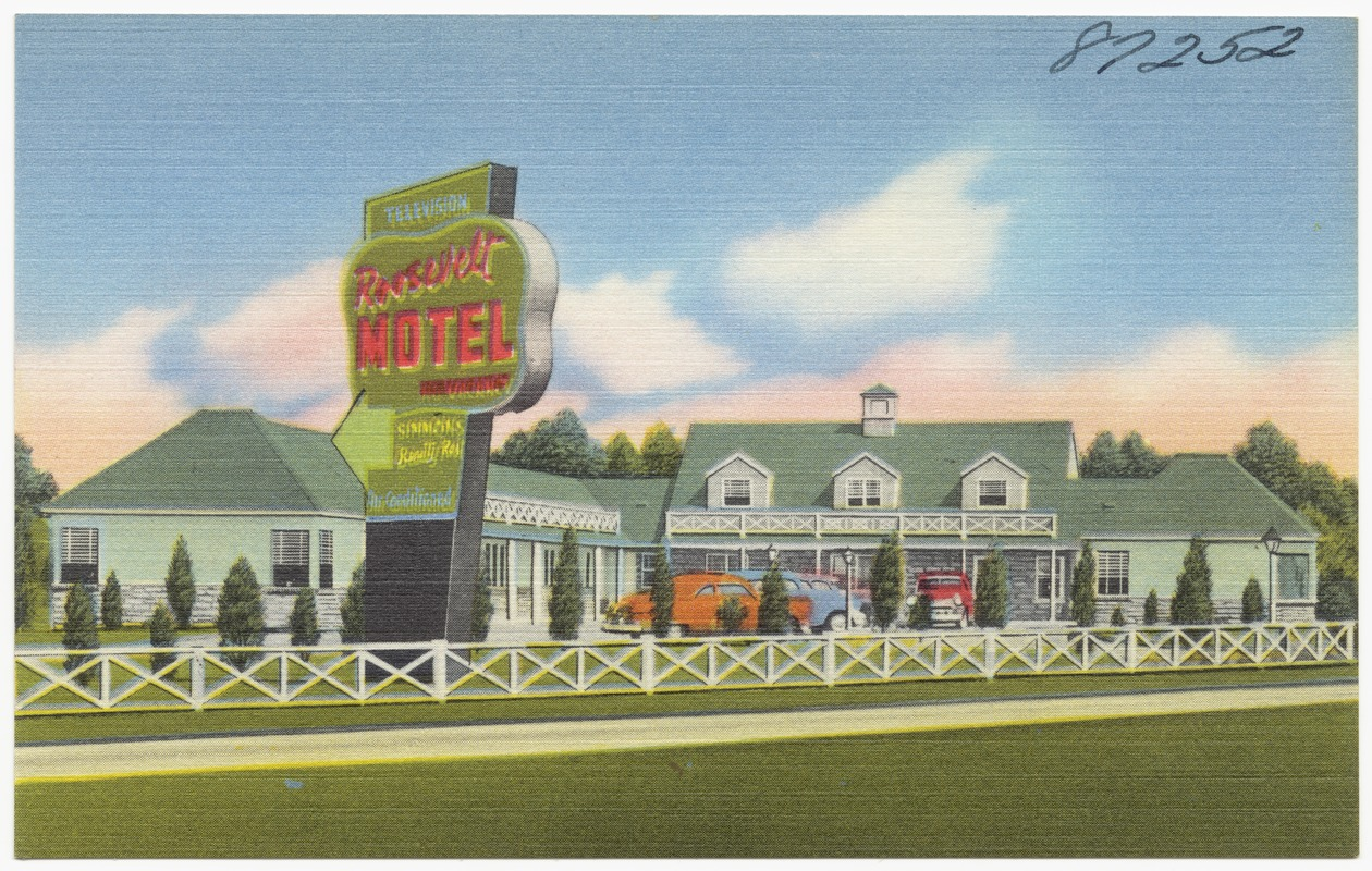 Artevino Metuchen Nj Roosevelt Motel Members Of United Motor Courts Highway No 1