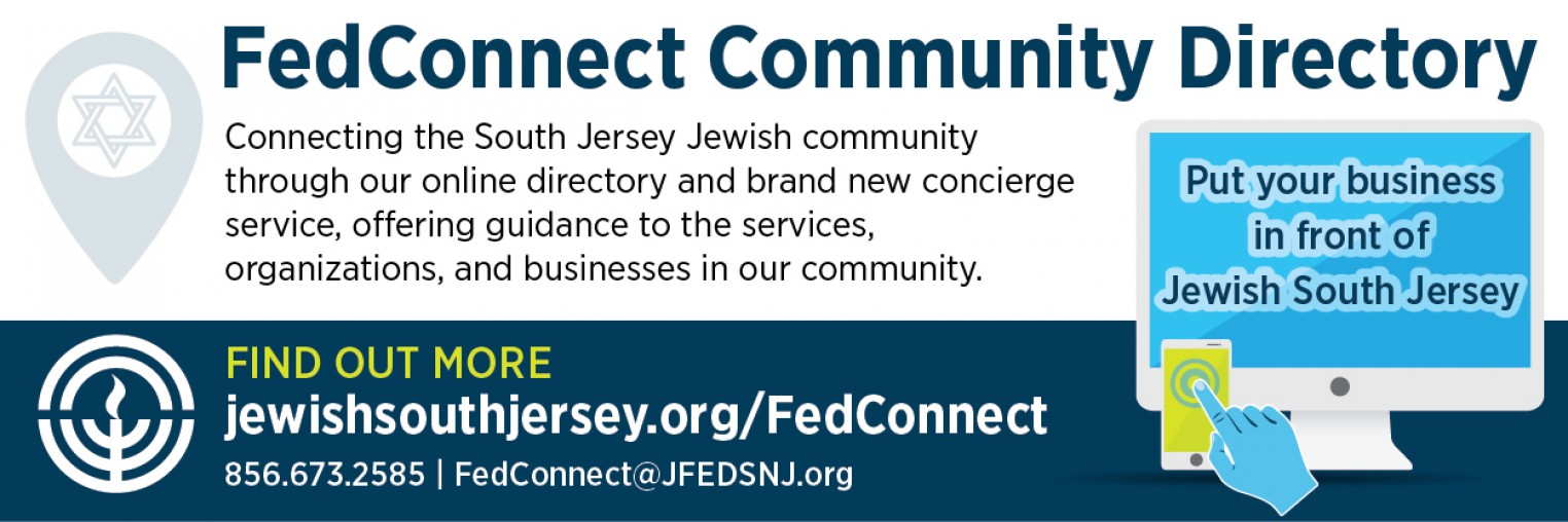 FedConnect Directory Sign Up Jewish Federation of Southern New Jersey - community service directory