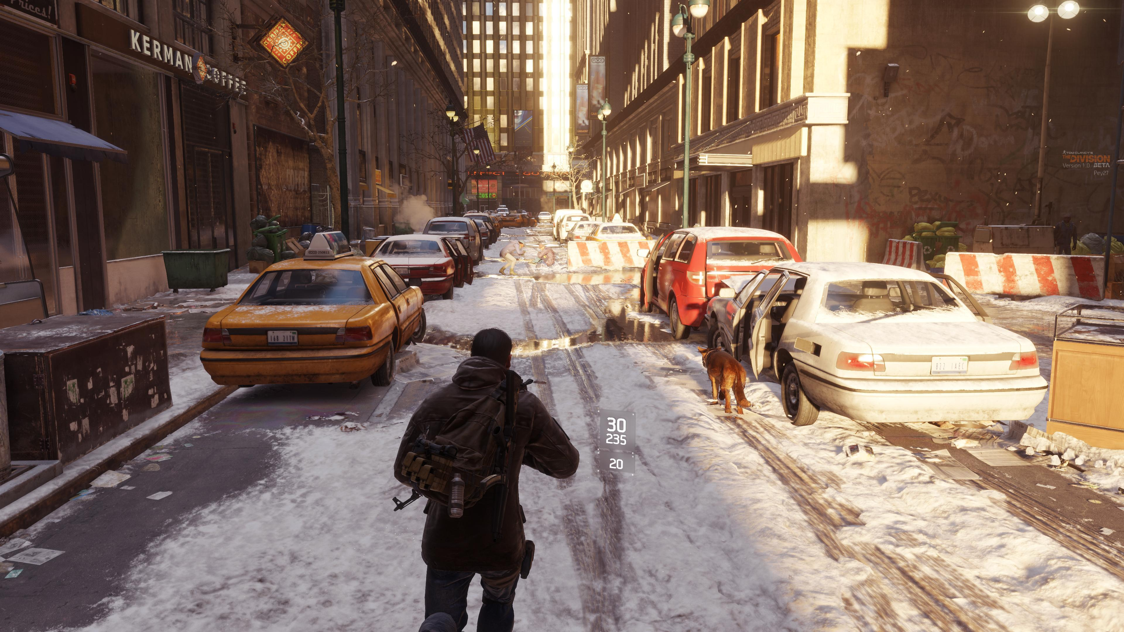 Car Gaming Wallpaper The Division Beta In 4k Resolution Feed4gamers