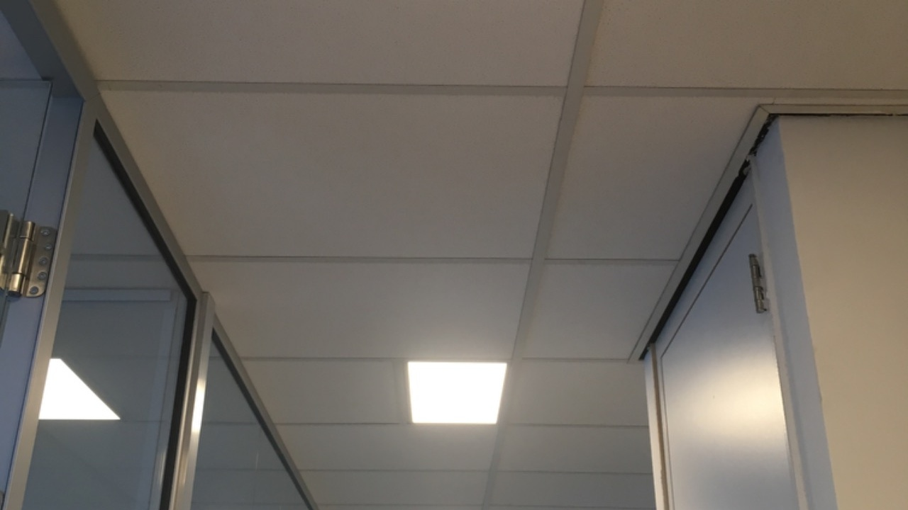Systeemplafond Led Verlichting Led Paneel 30x60 Led Wereld