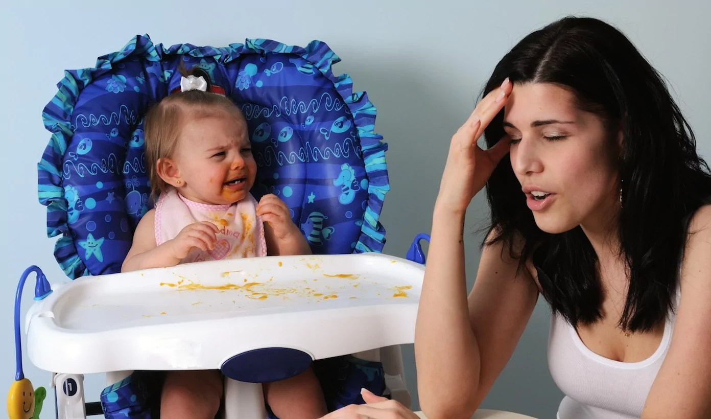 Messy Baby What You Need To Know When Feeding An Infant