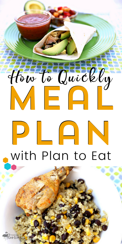 How to Make Meal Planning Quick and Easy with Plan to Eat Feeding