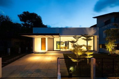 Contemporary Home Exterior Design Ideas