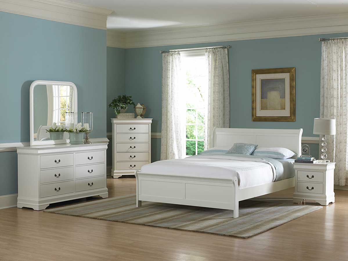 Bedroom Decor With White Furniture 25 White Bedroom Furniture Design Ideas