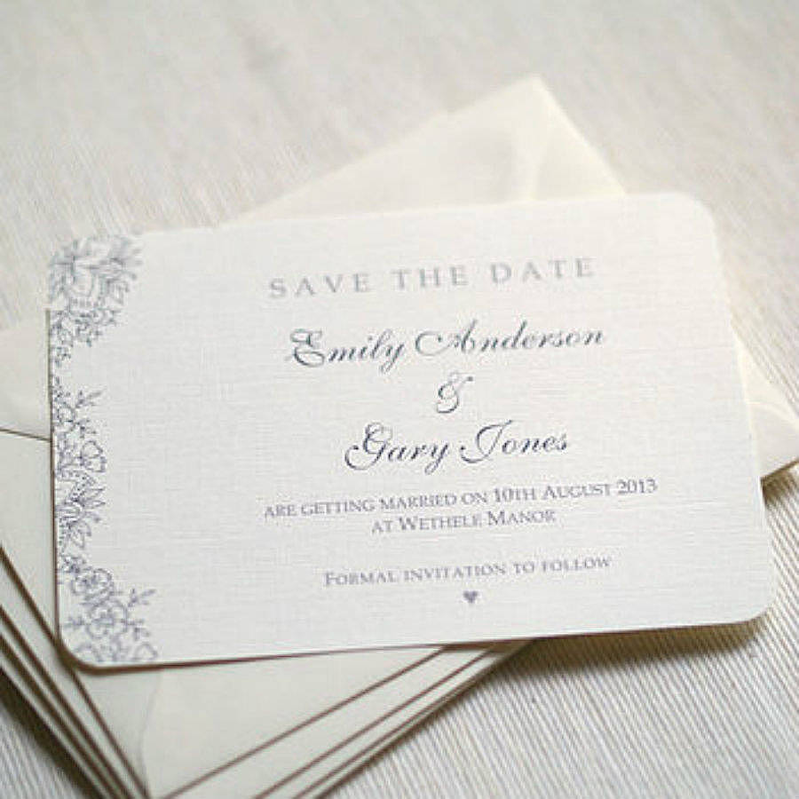 wedding save the date templates