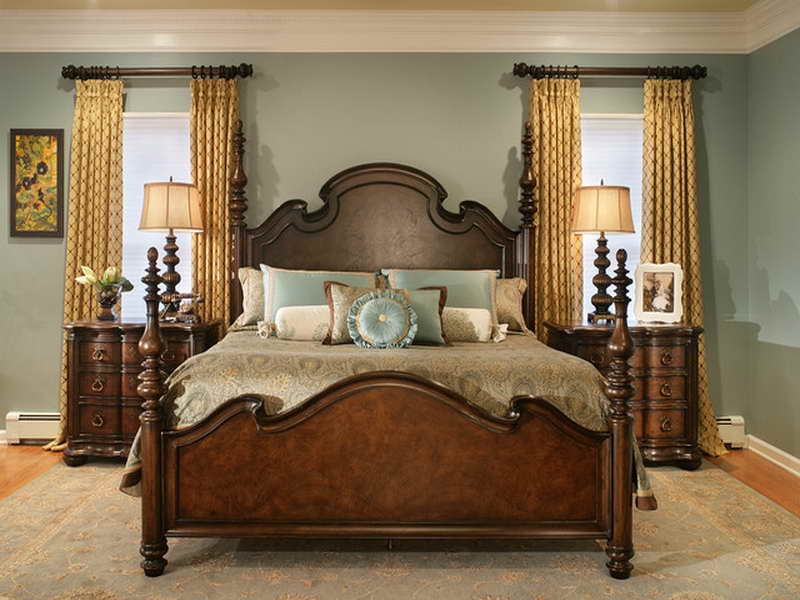Traditional Bedroom 30 Romantic Master Bedroom Designs