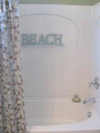 Beach Style Bathroom Designs