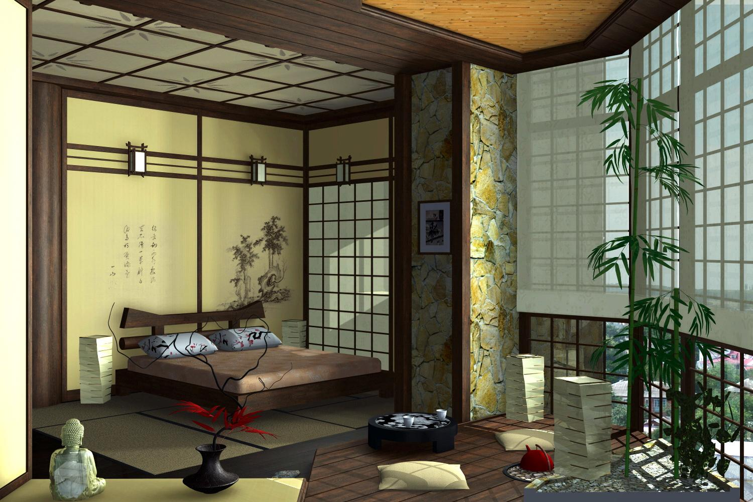 Asian Home Decor Accessories Asian Inspired Living Room Ideas