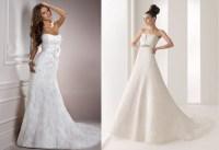 20 Modern Wedding Dresses Look Simple - Feed Inspiration
