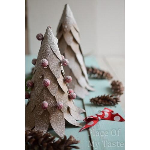 Medium Crop Of Paper Christmas Decorations