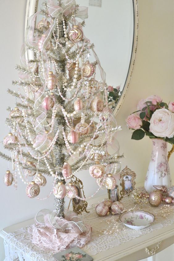 Shabby Chic Dekoration 21 Amazing Shabby Chic Christmas Decoration Ideas - Feed