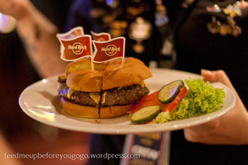 Mc Cafe Kuchen (not Only) Cheeseburger In Paradise: Burger-workshop Im