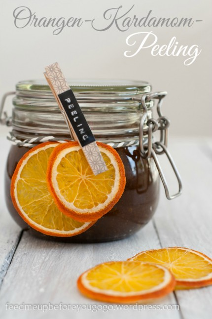 Orangen-Kardamom-Peeling by feed me up before you go-go-4