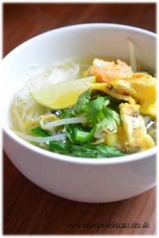 Vietnam, Streetfood, Suppe, Pho