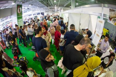 The London Muslim Lifestyle Show 2018 - Feed the Lion