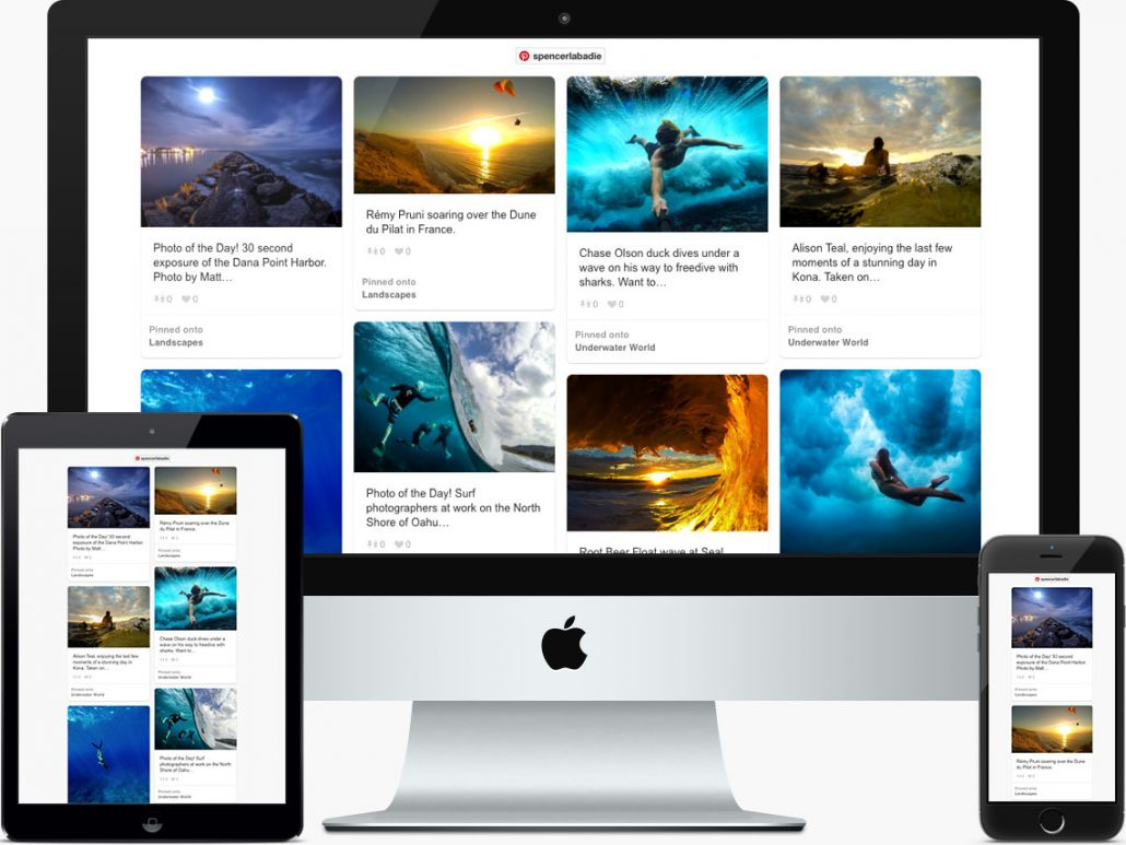 Pinterest Site Gratuit Feed Them Social Create Beautiful Looking Social Feeds On Your
