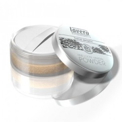 Lavera Fine Loose Mineral Powder by Love True Natural