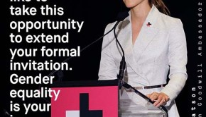 Emma Watson UN HeForShe Talk