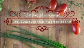 green jobs site