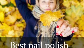 Fall is right around the corner, which means it's time to look at nail polish colors for fall 2015!