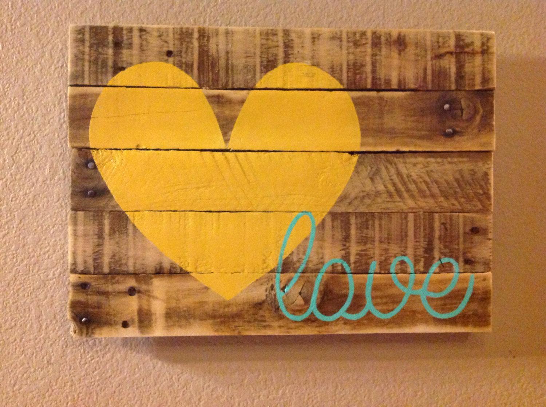 Love Sign Wall Art - Elitflat