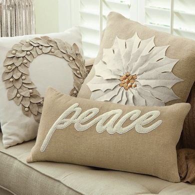 Decorative Christmas Pillows christmas tree pillow cover - decorative christmas pillows
