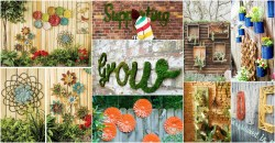 Small Of Backyard Fence Decoration Ideas