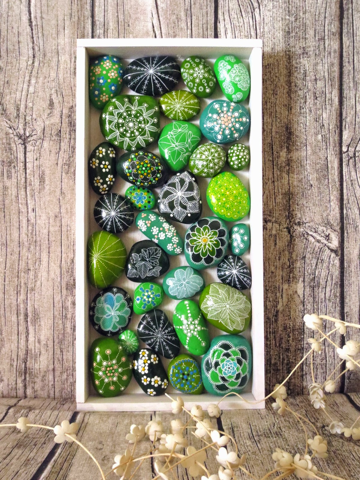 Aquarium Deko Ideen 20 Amazing Stone Crafts That Will Boost Your Creativity