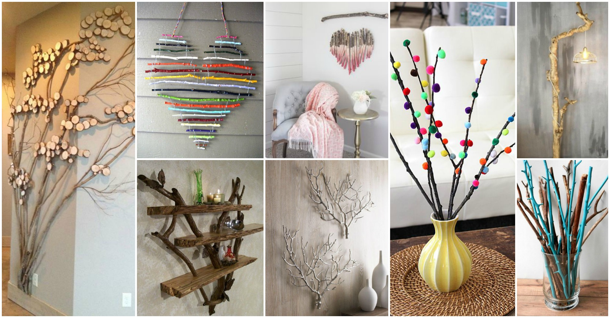 Regaling Diy Tree Branches Home Decor Ideas That You Will Love To Copy Diy Decor Ideas Room Diy Decor Ideas Kitchen home decor Diy Decor Ideas