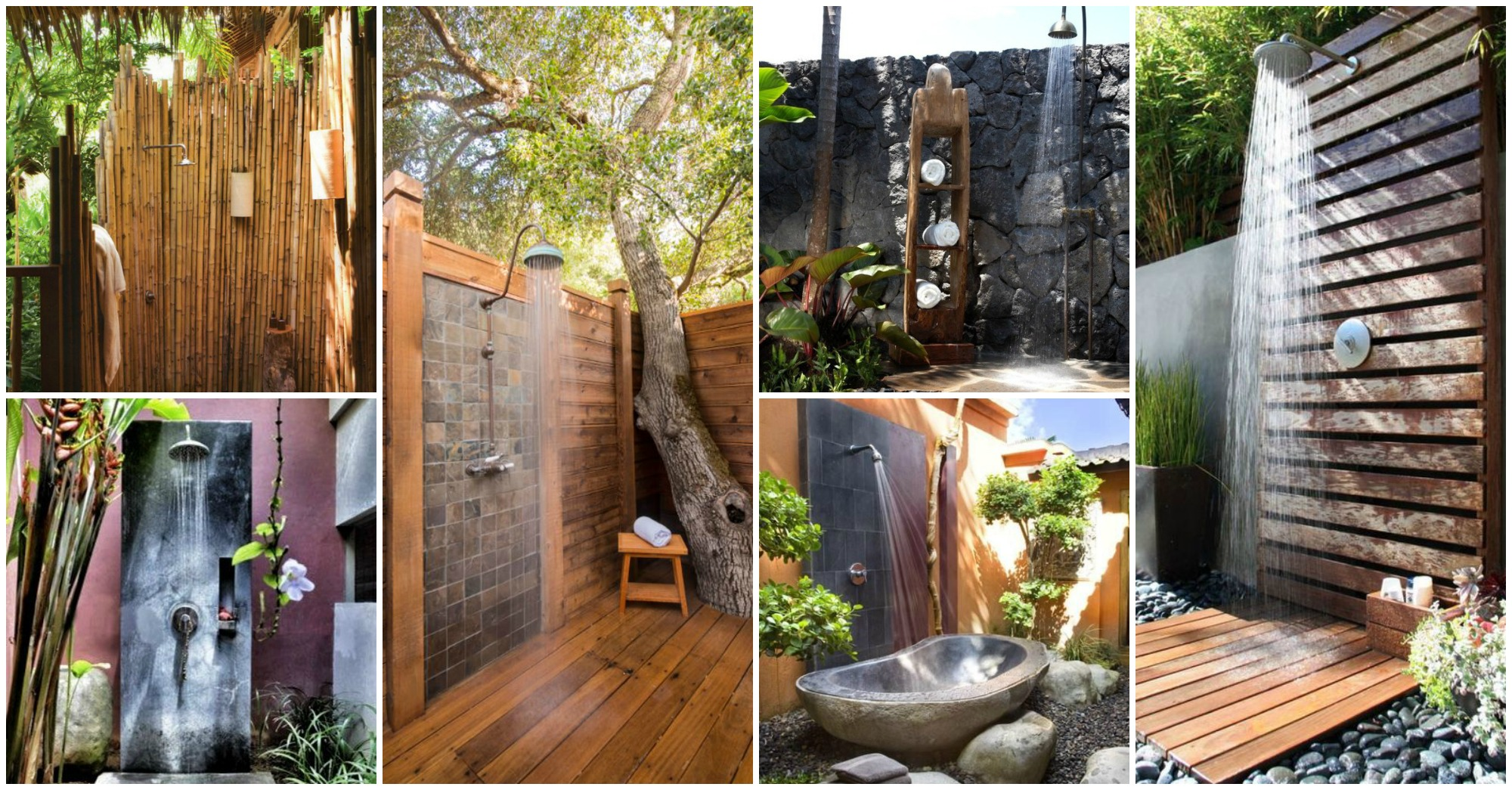 Outdoor Shower Tumblr 20 43 Outdoor Shower Ideas That Will Wake Up All Of Your Senses
