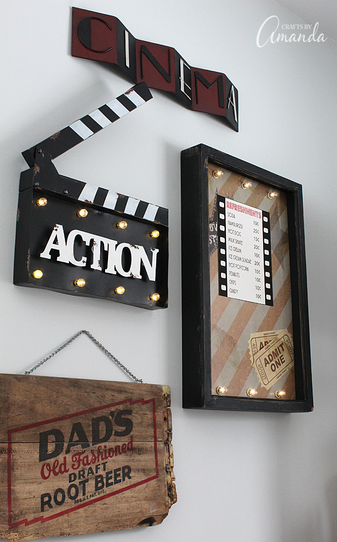 Theater Room Ideas Adorable Movie Inspired Home Decor Ideas That Will Blow