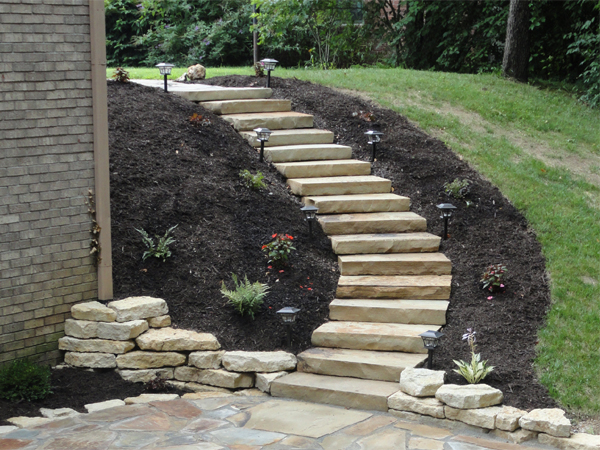 Youtube Hang Bepflanzen Stone Walls & Steps - Ambiance Gardens Landscapes
