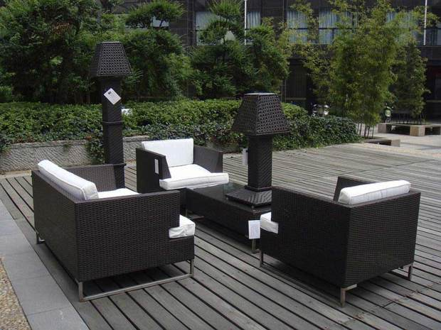 affordable contemporary furniture patio
