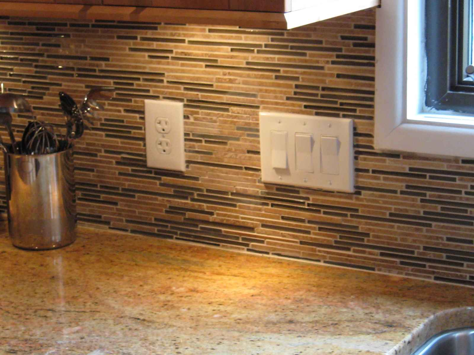 Backsplash Tile Frugal Backsplash Ideas | Feel The Home