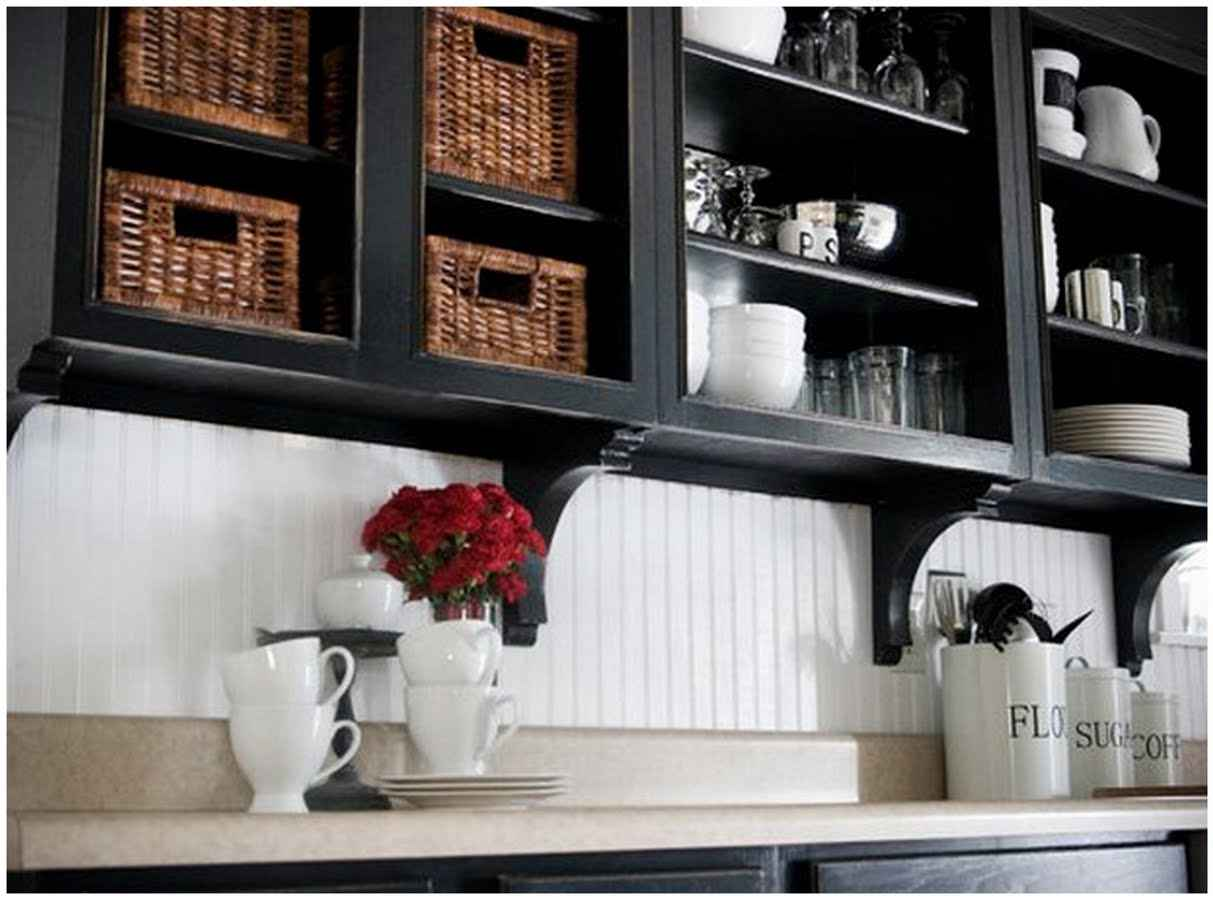 Kitchen Backsplash Ideas Using Wallpaper Wallpaper Backsplash Ideas