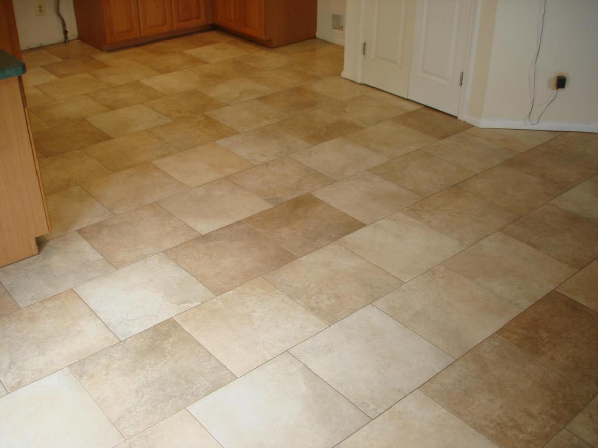 Kitchen Ceramic Floor Tile Patterns