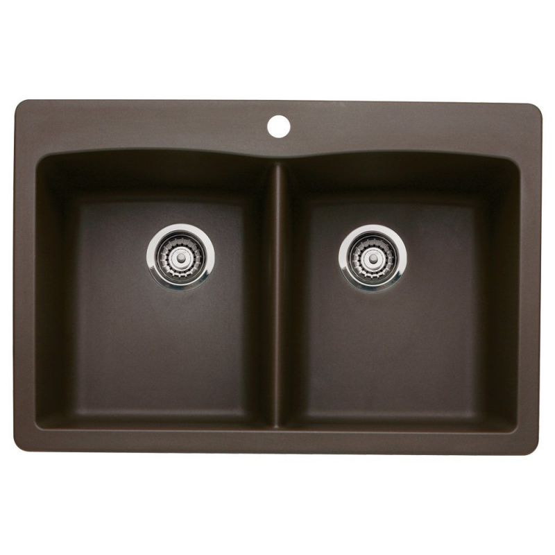 Sinks For Granite Countertops Styled In Elegantly Glossy