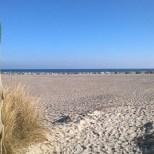 Südstrand vor OStern