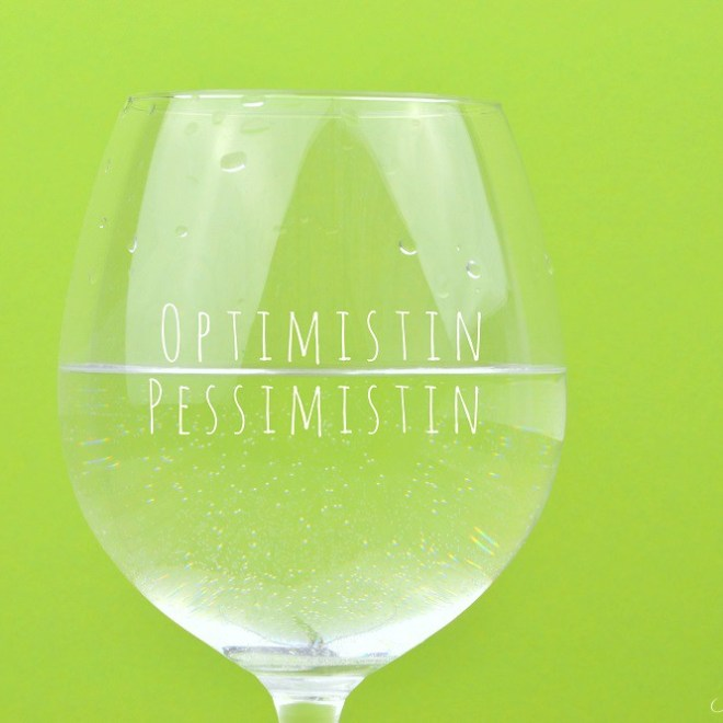Optimistin Pessimistin Titel