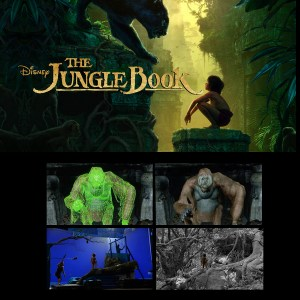 the jungle book+behinde the scene