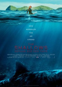 The Shallows+絕鯊島
