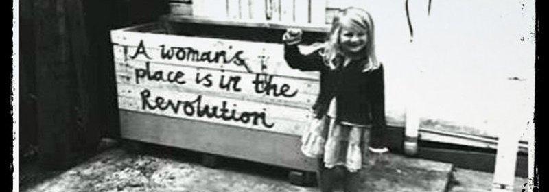 feminism - revolution (border)