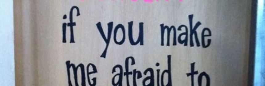 feminism (rape culture) - it's not consent if you make me afraid