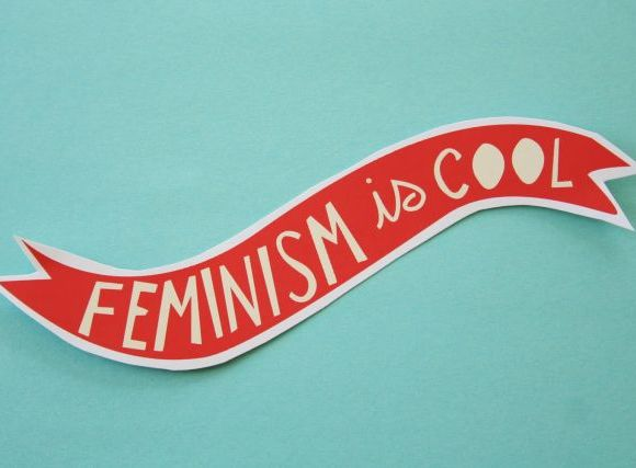 """[Feminism] is not supposed to be fun. It's complex and hard and it pisses people off"" Zeisler – @MarcieBianco"