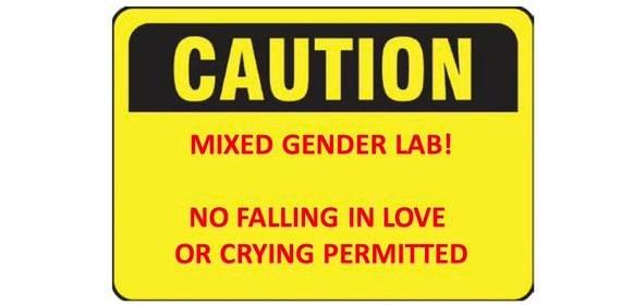 women - sexism in science, STEM